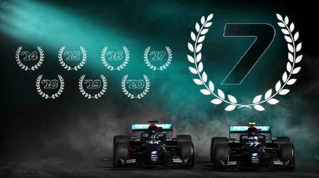 第 12 期 F1 梅奔 7 连冠,里卡多再次登上领奖台